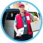 Delivery Drivers Icon