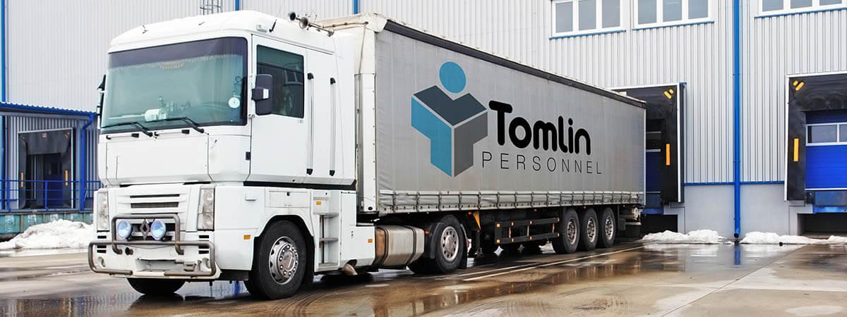 Tomlin HGV Dringing Jobs